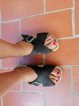 zapatos mujer plataforma