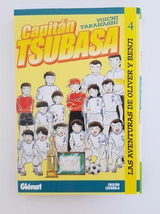 Capitán Tsubasa 4