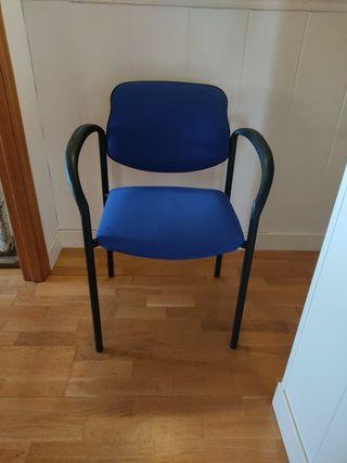 silla de. oficina, conferencia