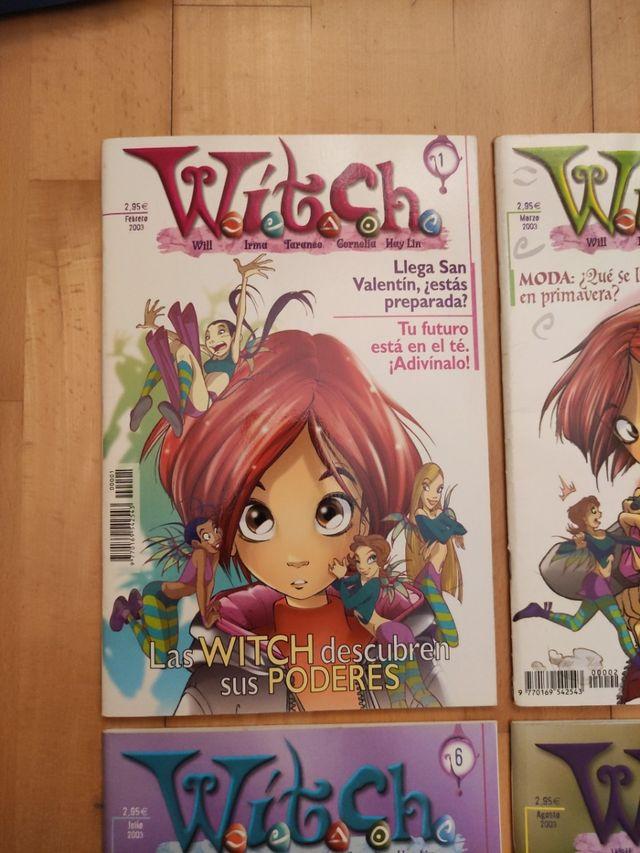 Comics Witch