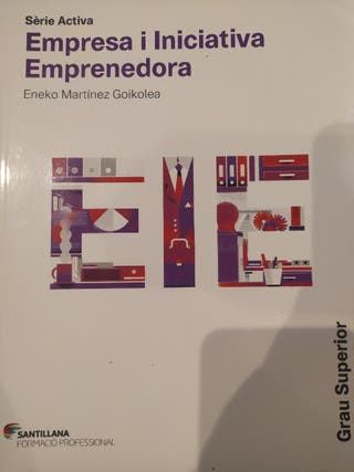 Empresa i Iniciativa Emprenedora- EIE