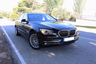 BMW Serie 7 750i 450CV 2015