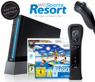 Wii + accesorios
