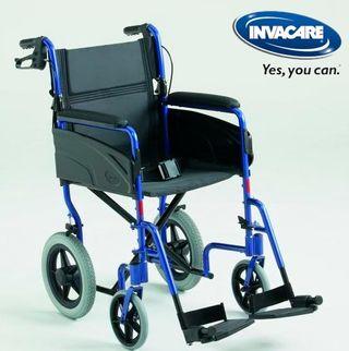 silla de ruedas. silla de ortopedia