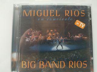 DOBLE CD MIGUEL RIOS BIG BAND RIOS