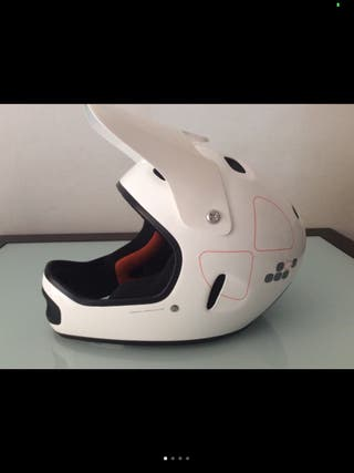 Casco descenso bmx race campillo pumptrack bici