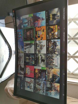 Xbox one x mandos y juegos