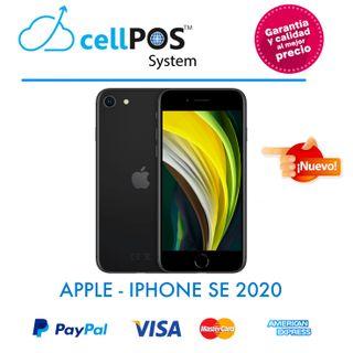iPhone SE 64GB Negro 2020
