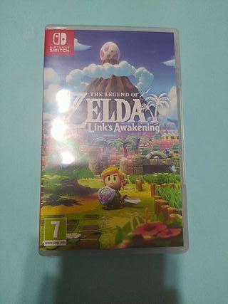 Zelda links awakening, nintendo switch.