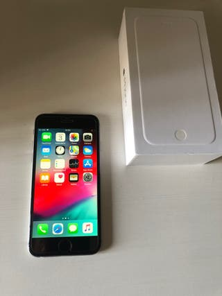 iPhone 6-Space grey-64gb