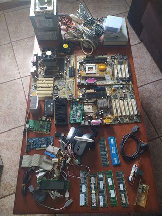 Lote productos informática