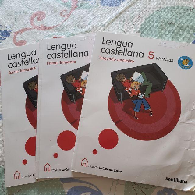 lengua castellana 5° primaria
