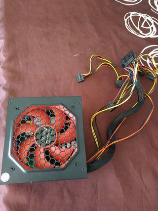 fuente de alimentación ordenador