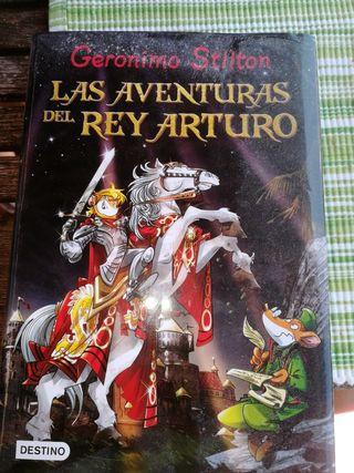 LAS AVENTURAS DEL REY ARTURO - Geronimo Stilton