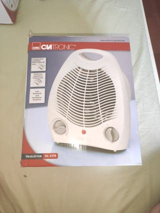CLATRONIC calefactor