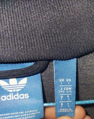 Chaqueta Adidas retro vintage