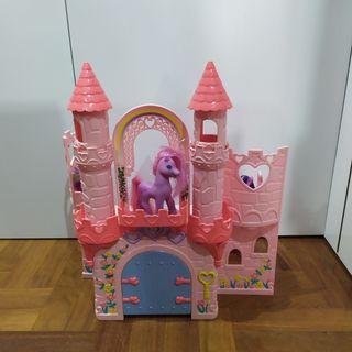 my little pony G2 castillo vintage años 90 con pr