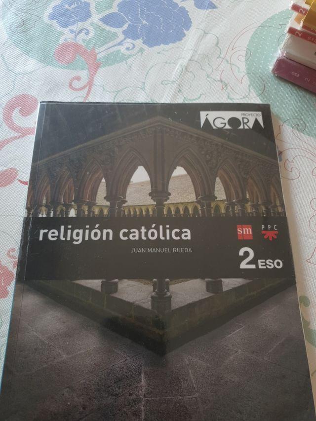 religion catolica 2° ESO programa