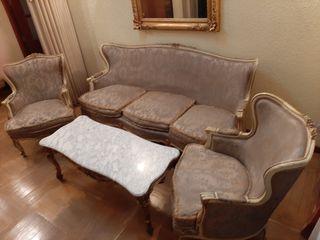 Muebles Isabelinos