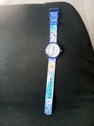 reloj de frozen