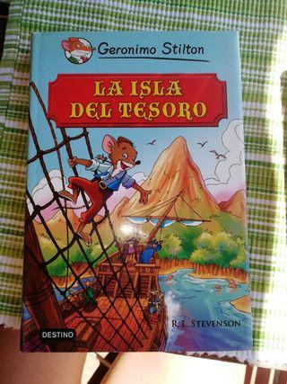 LA ISLA DEL TESORO - Geronimo Stilton