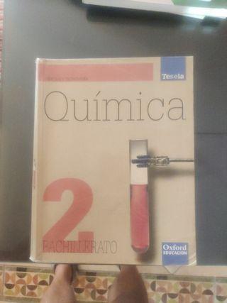 Quimica Tesela 2 bachillerato