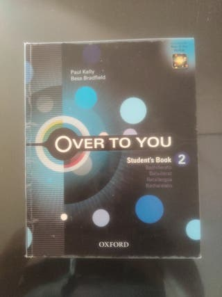 over to you students book 2