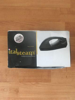 Plancha a vapor nueva marca Italsteam