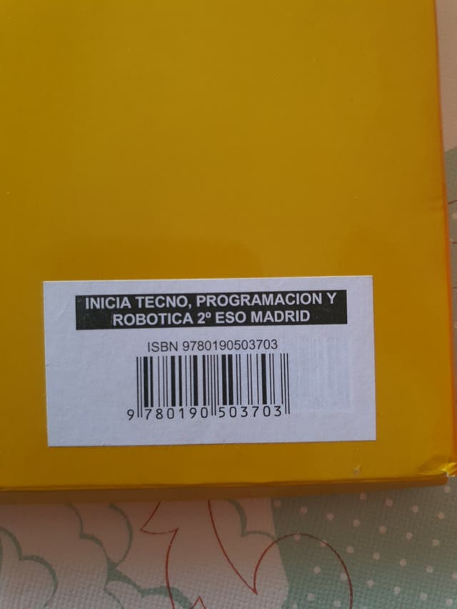 pack 2°ESO programa