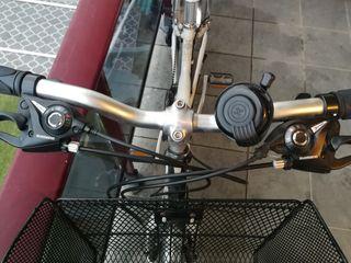 se vende bicicleta muy cómoda