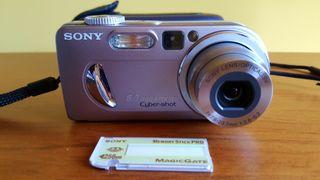 Sony DSC-P10
