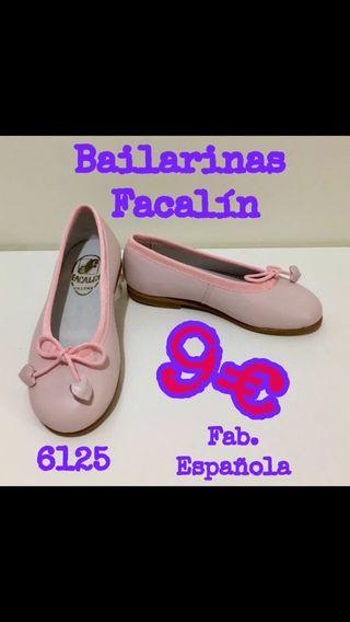 Bailarinas Fabricación Española