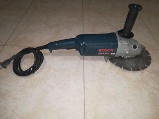 amoladora radial Bosch gsw 20