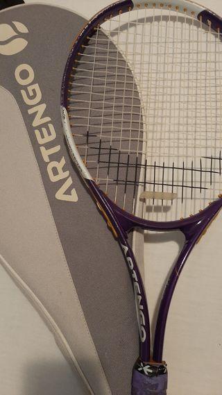 Raqueta de tenis niño/a