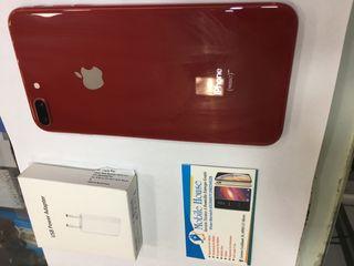 iphone 8 plus (64)gb