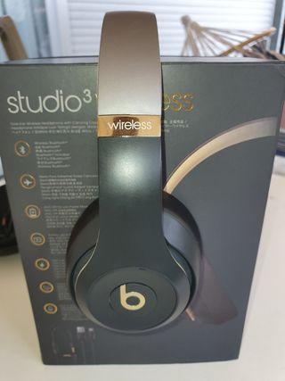 vendo cascos beats studio 3 wireless como nuevas