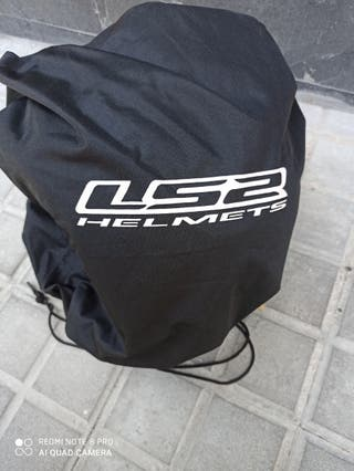 Pack casco moto nuevo y candado seguridad