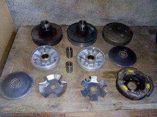 Surtido piezas derbi variant