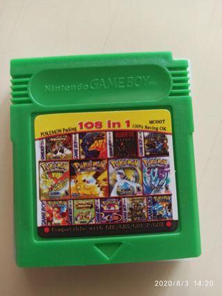 Cartucho 108 Game Boy