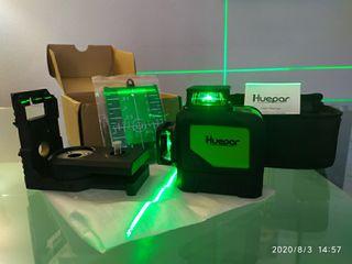 nivel laser Huepar 902 CG