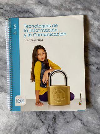 Libro de TIC 4 ESO