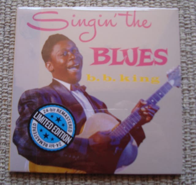 B B King : Singin The Blues CD