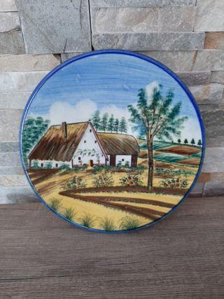 plato decorativo 31 cm