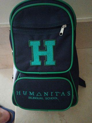 Mochila colegio Humanitas