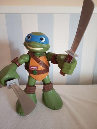 juguete tortuga ninja