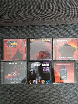 Blues variado - CD