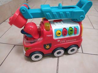 coche bombero imaginarium