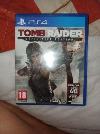 Tom Raider Definitive Edition