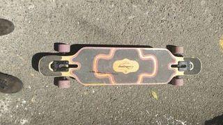 longboard loaded tan tien