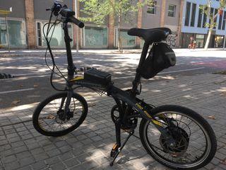 Bicicleta electrica plegable Ryme Bikes pro